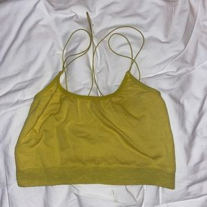 urban outfitters markie seamless bra top